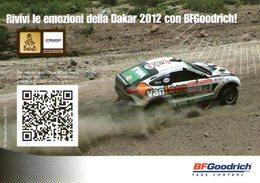 B 812 - Trasporti, Sport, Automobili, Automobilismo, Promocard, Dakar, BFGoodrich - Passenger Cars