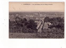 Cpa 60 Compiegne - Vue Panoramique Prise Du Champ D Aviation - Compiegne