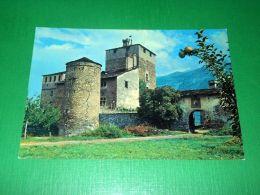 Cartolina Valle D' Aosta - Castello Sarriod De La Tour 1965 Ca - Unclassified