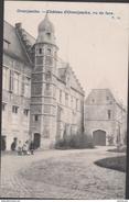 Overijssche Overijse Chateau D' Overijssche Vu De Face Geanimeerd - Overijse
