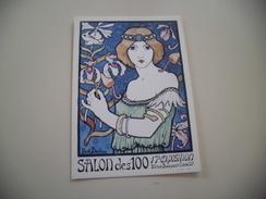 SALON DES 100 ..17E EXPOSITION - Berthon