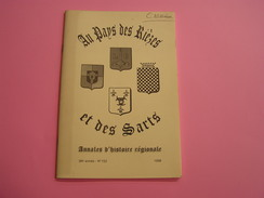 AU PAYS DES RIEZES & DES SARTS N° 152 Régionalisme Couvin Cul Des Sarts Usine Tabac Thomas Philippe Manufacture Guerre - Belgique