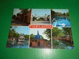 Cartolina Fiabilandia - Rivazzurra Di Rimini - Vedute Diverse 1978 - Rimini