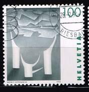 Schweiz 1993, Michel# 1508 O Kunstwerke Schweizer Frauen - Schweiz