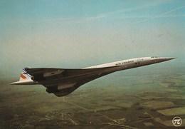 Aviation - CPM - Concorde - 1946-....: Modern Tijdperk