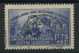 France (1938) N 402 (o) - France