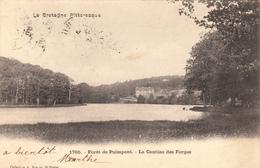 Fôret De Paimpont - La Cantine Des Forges - Paimpont