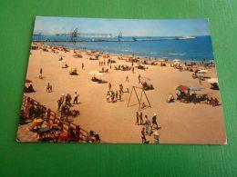 Cartolina Barletta - Spiaggia Di Levante 1971 - Bari