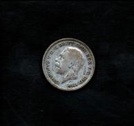 GRAN BRETAGNA SIX PENCE 1929 AG SILVER - H. 6 Pence