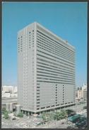 Osaka Terminal Hotel, Osaka, Japan, 1991 - Postcard - Osaka