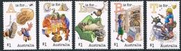 Australie - Fair Dinkum Aussie (L'alphabet II) 4356/4360 ** - 2010-... Elizabeth II