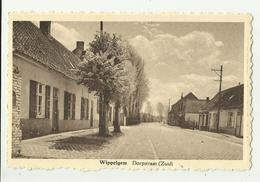 Wippelgem    *  Dorpstraat (Zuid) - Evergem