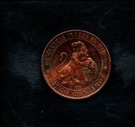 SPAGNA CINCO GRAMOS  CENTIMOS 1870 - [ 1] …-1931 : Regno