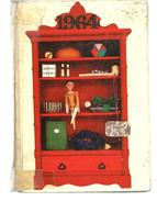 AGENDA 1964 Galeries Lafayette (sous Forme De Livre) - Calendriers