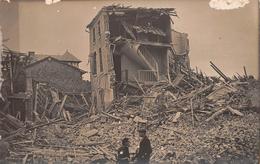 CHALONS-sur-MARNE - Carte-Photo Des Ruines - Rue KELLERMANN - Voir Le Dos - - Châlons-sur-Marne