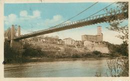 Dép 31 - Buzet - Le Pont Et L'église - état - Francia