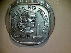 Philippines 1 Sentimo 1982 - Filippine