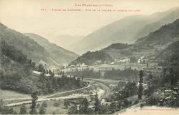 Dép 31 - Chemins De Fer ( Voie Ferrée ) - Vallée De Luchon - Vue De La Vallée Au Dessus De Lège - Bon état Général - Francia