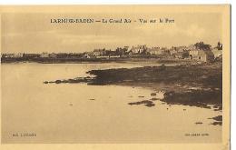 """LARMOR BADEN - """"LE GRAND AIR"""" - Vue Sur Le Port - Larmor-Plage"""