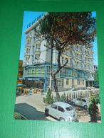 Cartolina Rimini - Spiaggia - Hotel Confort 1960 Ca - Rimini
