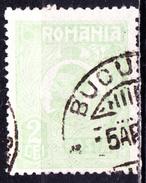 Rumänien Michel Nr. 274 I Gestempelt (859) - Ohne Zuordnung