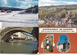 Lot Varie De 1000 Cartes De Tout Paysage Chateau Multivue Aerien Folklorique Architectue Etc..............5 - Cartoline