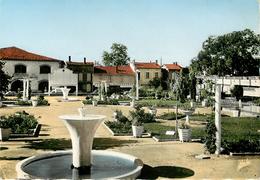 Dép 31 - Villefranche De Lauragais - Ensemble Du Jardin - Semi Moderne Grand Format - état - Francia