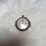 Orologio Svizzero Inizio 900 In Argento 800 Funzionante - Orologi Antichi