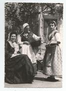 84 - Costumes De Provence Comtadines Carte Photo Vaucluse Pittoresque - France