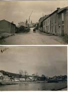 Messein- 2 Cartes-Photos Du Village - France