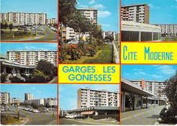 95 - Sarcelles Locheres - Cité Moderne - Multi Vues - Garges Les Gonesses