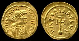 [DO] BIZANTINE - Costante II  SEMISSE (Oro / Gold /Or) - Byzantines