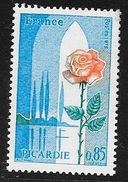SERIE N° 1847 A 1852  FRANCE - NEUF -  REGIONS  - 1975 - Nuovi