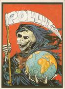 Pollution-dessin De Bellac-malbox Carte De QSL-2 Cartes Cpm - Satiriques