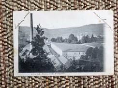 C.P.A. 69 COURS ( Rhône) : Usine De La Fargette - Cours-la-Ville