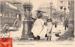 PARIS VECU- A La Wallace- CPA - Artisanry In Paris