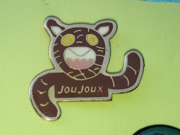 PINS 28 -  CAT, Chat JOU JOUX - Animali