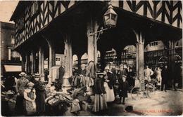 ANGLETERRE - LEDBURY - The Market Place - Très Très Rare - - Herefordshire