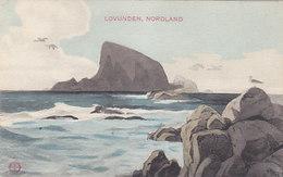Lovunden, Nordland - Sign.     (A-41-160625) - Norvegia