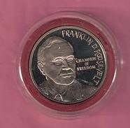 NEDERLAND 2 1/2 ECU FRANKLIN D. ROOSEVELT 1994 - Pays-Bas