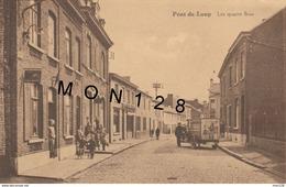 BELGIQUE - AISEAU PRESLES - PONT DE LOUP - LES QUATRE BRAS - Aiseau-Presles