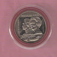 NEDERLAND 2 1/2 ECU 1997 NEDERLAND RUSLAND - Non Classés