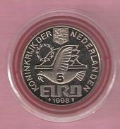 NEDERLAND 5 EURO 1998 MAARTEN HARPERSZOON TROMP - Pays-Bas