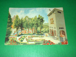 Cartolina Pedavena - Birreria Pedavena 1949 - Belluno