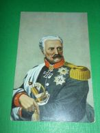 Cartolina Militaria - Gebhard Leberecht Von Blücher 1910 Ca - Militaria