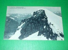 Cartolina Valsavaranche - Sommet Du Grand Paradis 1925 Ca - Italie