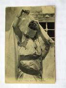 FEMME ARABE Scenes & Types FEMME MAURESQUE - Cartoline