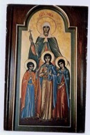 FAITH HOPE AND LOVE AND THEIR MOTHER ST. SOPHIA - Virgen Mary & Madonnas