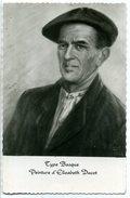 Type Baque - Peinture D'Elisabeth Ducot - Personajes