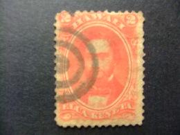 HAWAII 1864 -71 KAMEHAMEHA IV Yvert N 23 FU - Hawai